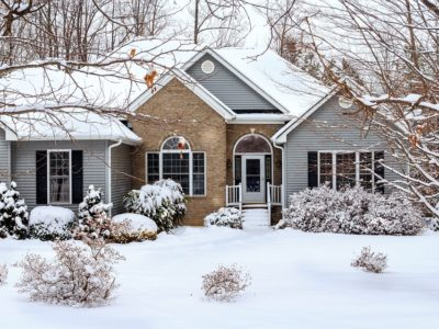 Prepping Your Home for Winter Safety