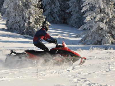 3 Crucial Tips for Snowmobile Safety This Winter