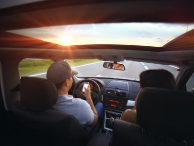 Spring Reminder: Distracted Driving and Road Conditions