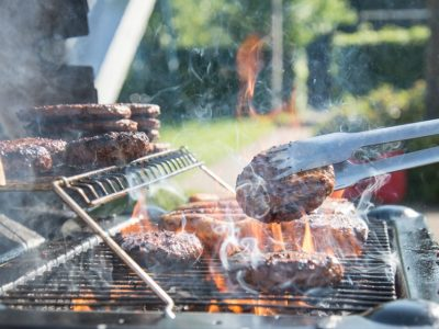 Reviewing Grill & Food Safety Ahead of Cookout Season
