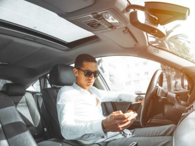Insurance Companies Get Serious About Distracted Driving & Speeding