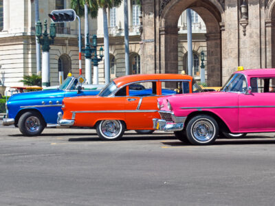 Steps to Get Your Classic Car Ready for a Spring Drive