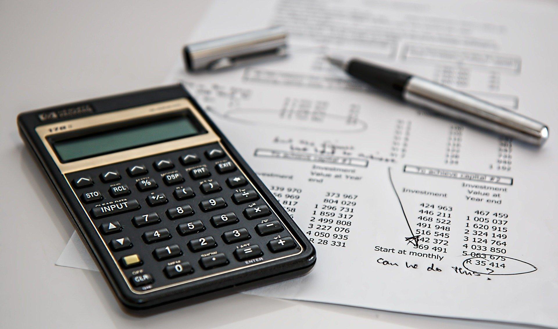 calculator savings