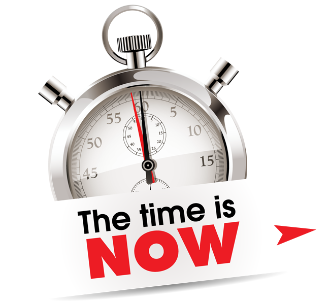 Stop Watch Representing Time to Save Money on an Insurance Quote